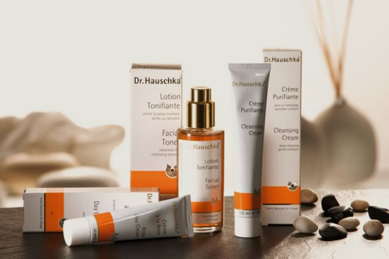Dr. Hauschka Skin Care products