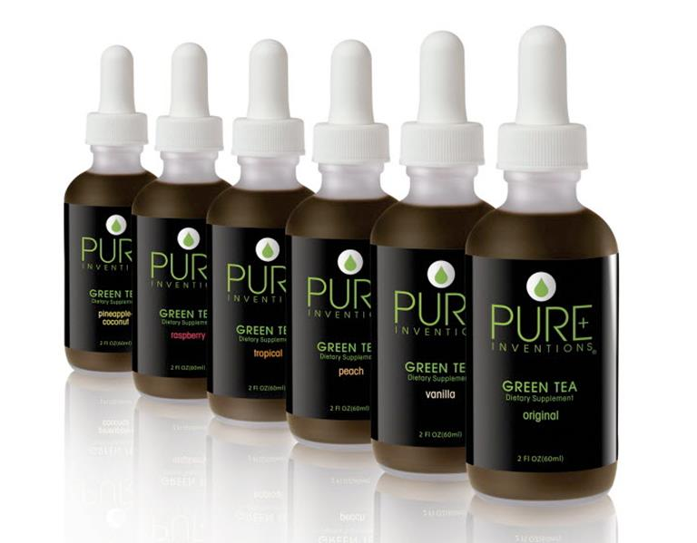 Pure Inventions health and wellness drops